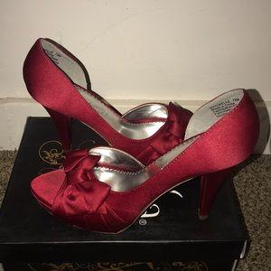Michaelangelo Shoes - Bridesmaids shoes